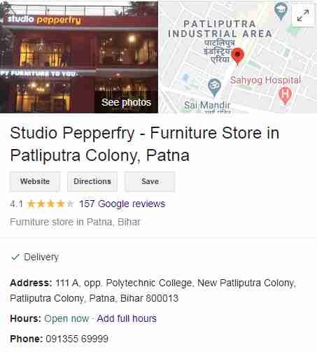 Lotus Furniture in Patna