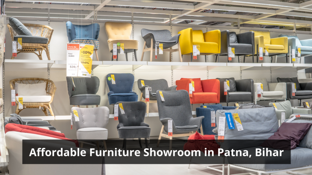 Lotus Furniture Shop in Patna