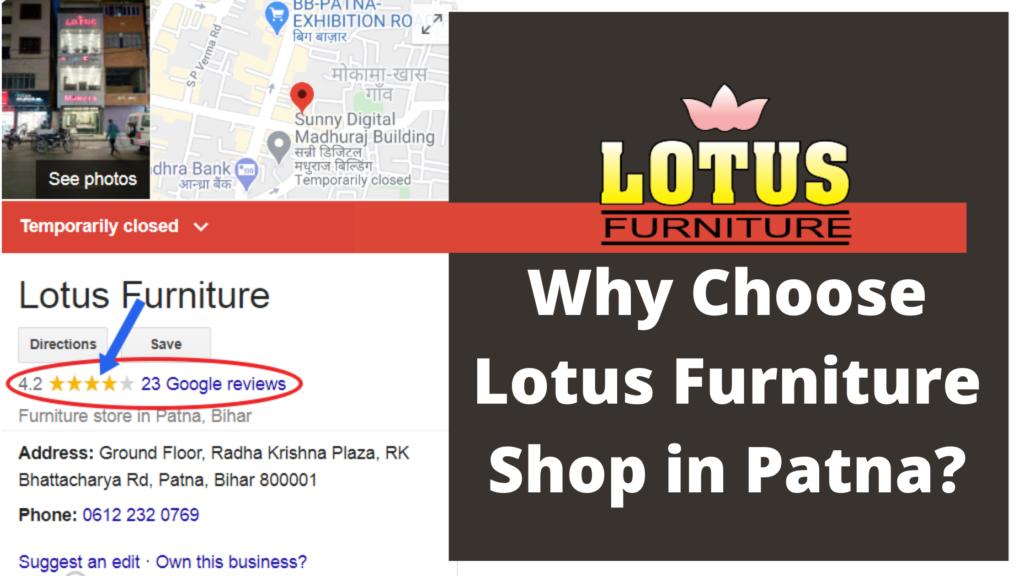 lotus Furniture in patna